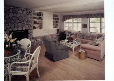 dwj La Canada Family Room